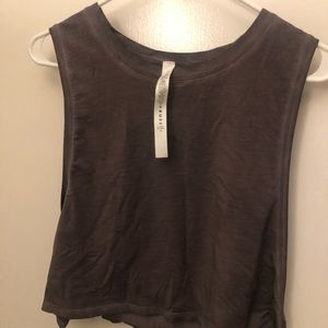 Lululemon crop top size 12 new with tags